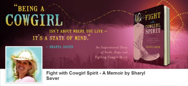 Fight with Cowgirl Spirit Facebook Header