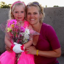 Sharyl and Abby - Dance Recital