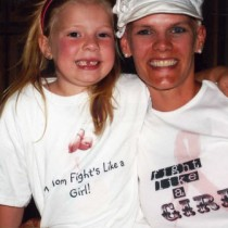 Sharyl and Abby - My Mom Fights Like a Girl